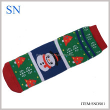 fashion Hot baby lovely jacquard socks Christmas Socks