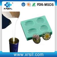2 part silicone rubber liquid silicon for mold