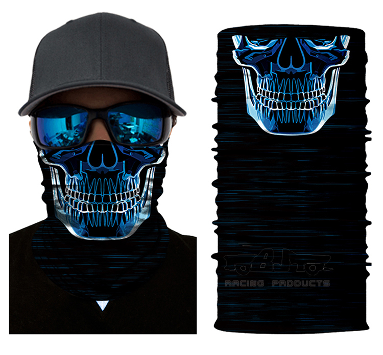 Motorcycle Outdoor Face Mask Bandana Scarf Bands Moto Neck Scarves