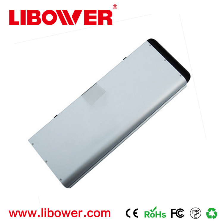 "New Laptop Replacement 10.8v Li-polymer Battery A1280 Pack for Apple MacBook13"" Aluminum Unibody Series(2008 Version),13"" MB466*"