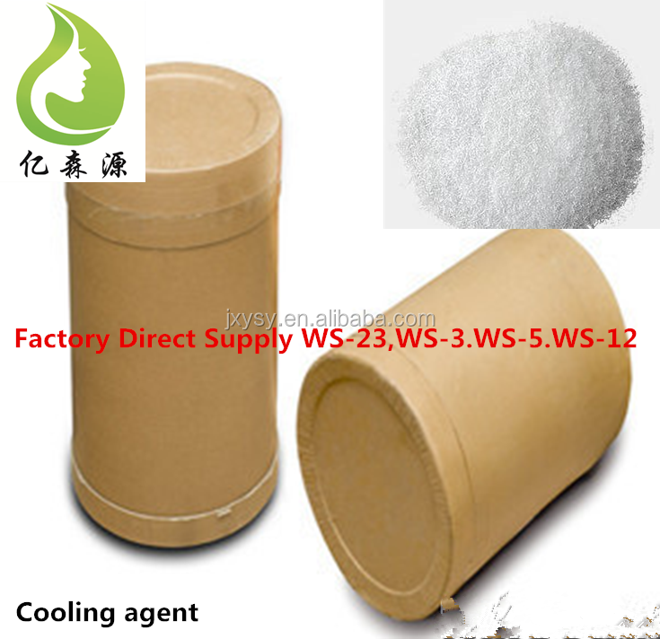 Pharmaceutical Grade Cooling Agent WS-23 WS-3 WS-5 Factory Direct Sale