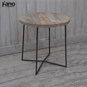 indonesian unique cheap small round coffee tables