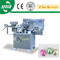 CE Approved SM300 Automatic Chocolate bonbone Wrapping Machinery