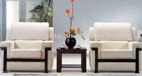 popular modern office hotel furniture office sofa leather custom made office sofa set design