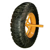inflatable trolley and wheelbarrow wheels 4.80/4.00-8