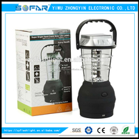 solar camping lamp led 12v solar camping light, crank dynamo rechargeable led camping lantern