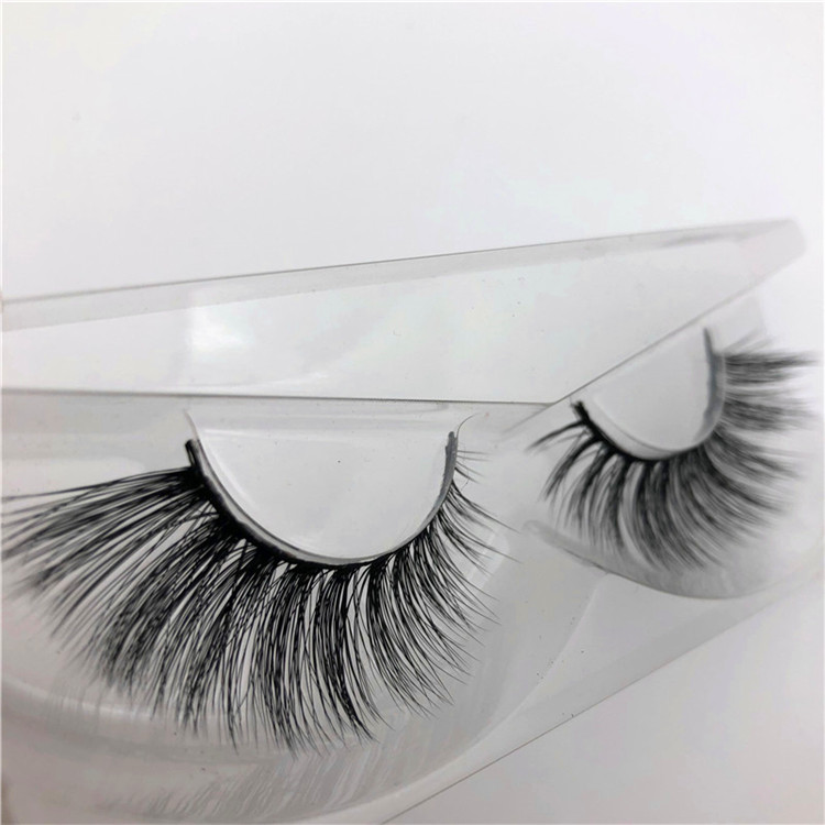 100% real mink fur lashes false eyelash 3d mink lashes from AQR LASHES