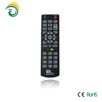 Newest model infrared star/funai tv remote control