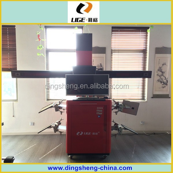 High performance 3d wheel alignment, Digital camera 3d wheel alignment DS-9