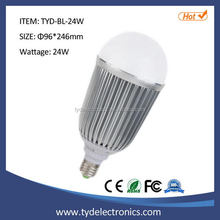 Fashionable Rohs E27 24w Bulb Lights