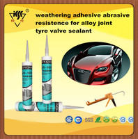 weathering adhesive abrasive resistence for alloy joint tyre valve sealant