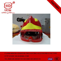 new product Fire Fighter Helmet Plastic safety rescue helmet(hard ) with great price