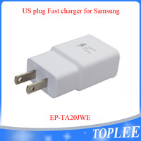 Factory Price US Plug EP-TA20JWE Adaptive Fast Charging USB Wall Charger For Samsung Note 4 S6 Edge