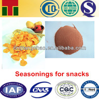 Tomato Seasonings&Flavours for Snacks (BBQ Fried Onion Cheese Spicy&hot)