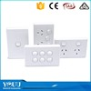 YOUU Hot Items 2017 New Years Products Waterproof Socket SAA Electrical Wall Switch
