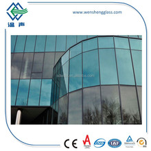 Bend tempered insulating glass