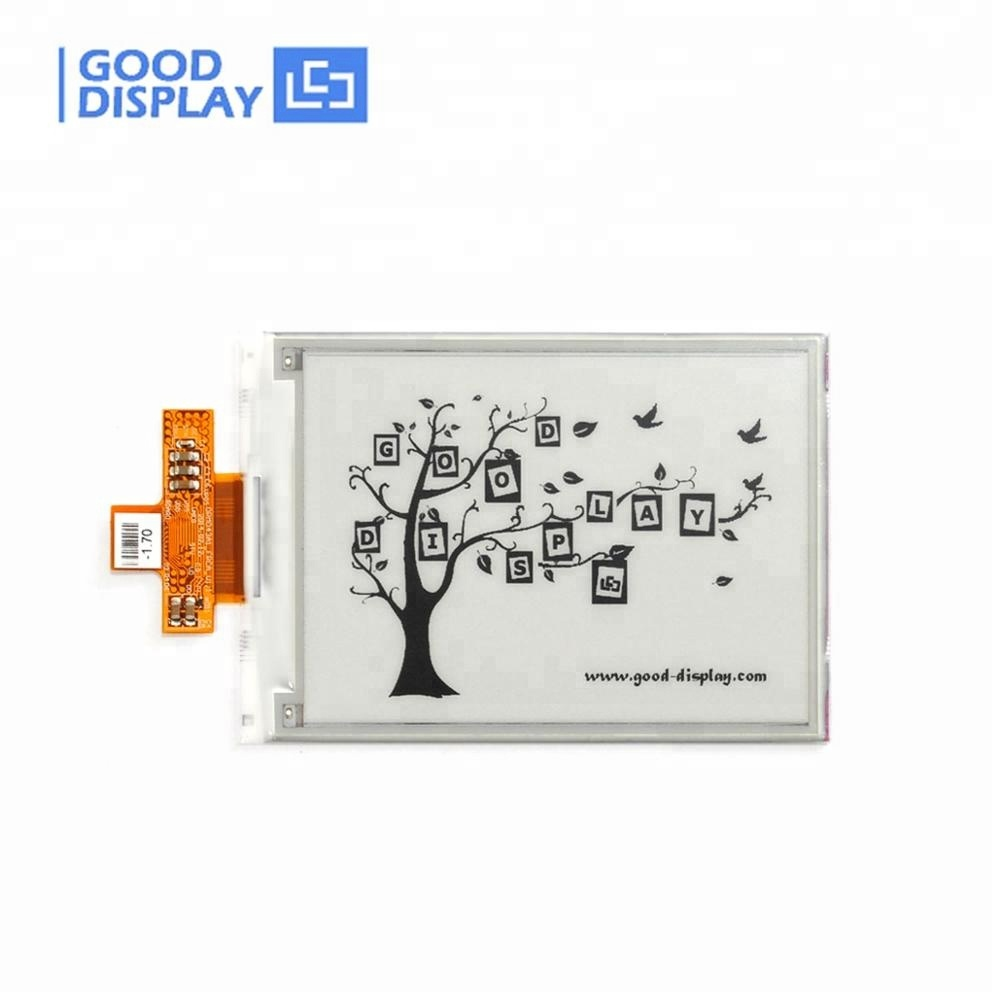 Best price 4.3 inch Eink display 800*600 pixel EPD custom design E <strong>paper</strong>