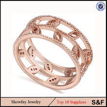 Fashion Gold Ring 2015 Costume Jewellery