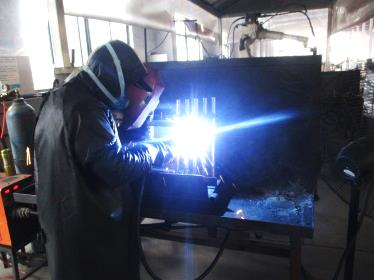 Welding and Assembling
