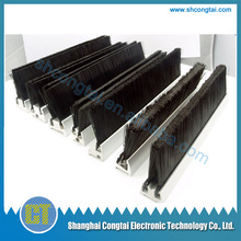 Escalator Safety Side Skirting Brush , Escalator Safety Brush