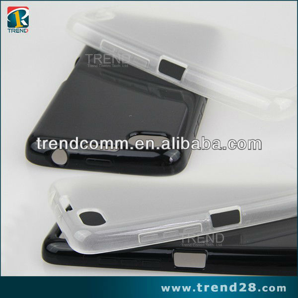 A10 Soft tpu case for blackberry A10