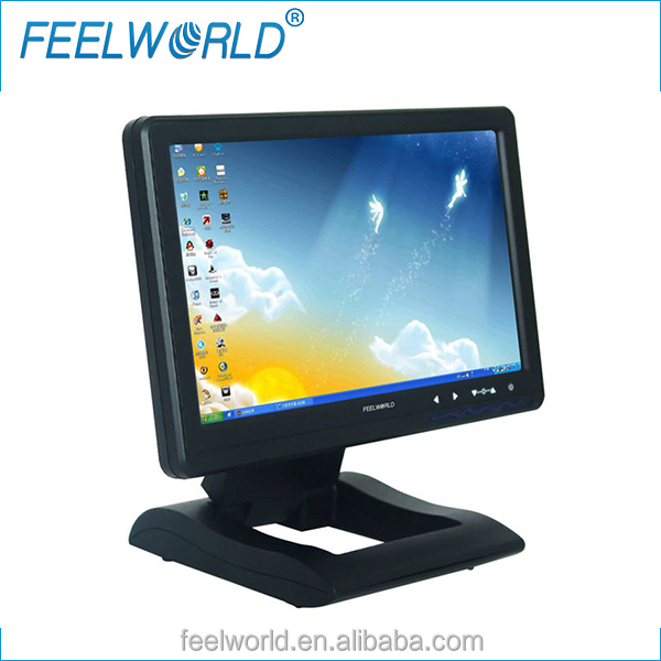 16:9 widescreen 10 inch usb touchscreen monitor for POS terminal