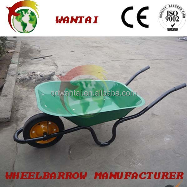 WB3806 different sizes and pattern wheel barrel