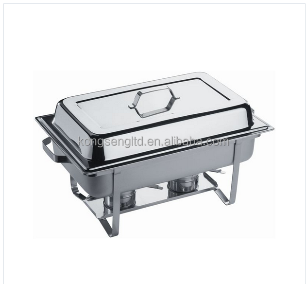9liter Economic Stainless Steel Chafing Dish (CD001)