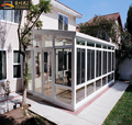 Cabins and garden lowes aluminum frame glass house