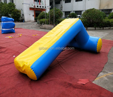 Freestyle PVC Cruiser Slides Sea Use Inflatable Yacht Slide for Boat Floating Water Slide for Ship