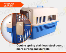 Dog Kennel Factory Direct Portable Carrier Cage The Dog Kennel Wholesale Manufacturer