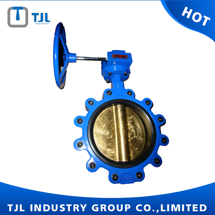 lug type butterfly valve weight pn10/16