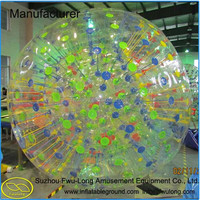 newest Kids roll inside inflatable ball zorb ball rent a human hamster ball
