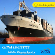 FOB Shenzhen Shanghai Sea freight logistic services to Los Angeles, New York USA