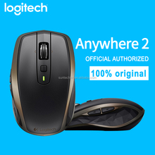 100% original For Logitech Mouse Anywhere 2 Laser Computer Bluetooth wireless Mouse Logitech Mouse