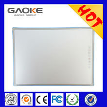 Gaoke top quality wireless electromagnetic technology interactive smart board