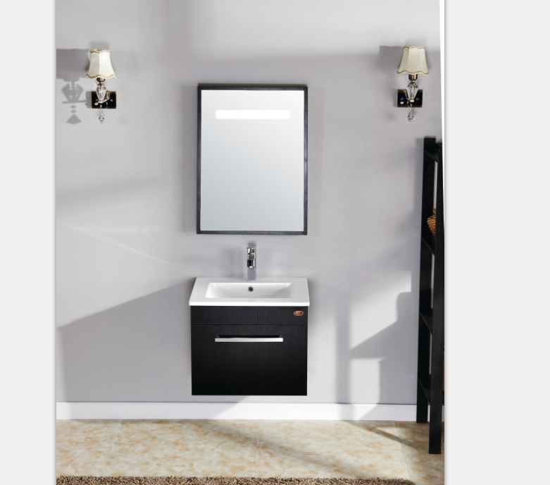 2016 newest styleWhite high glossy Bathroom <strong>Cabinet</strong> with Mirror <strong>Cabinet</strong>