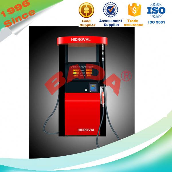 Widely used excellent quality digital fuel dispensers for sale