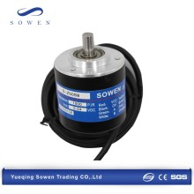 Z50S8 Series optic rotary sensor 8mm rotary encoder