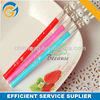 Rabbit Clip Plastic Logo Printing School Ball Pen