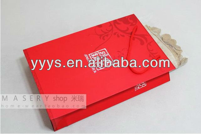 mobile phone accessory mocle paper bag manufacturers