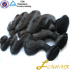 Factory wholesale virgin remy black short hair angels hair weave