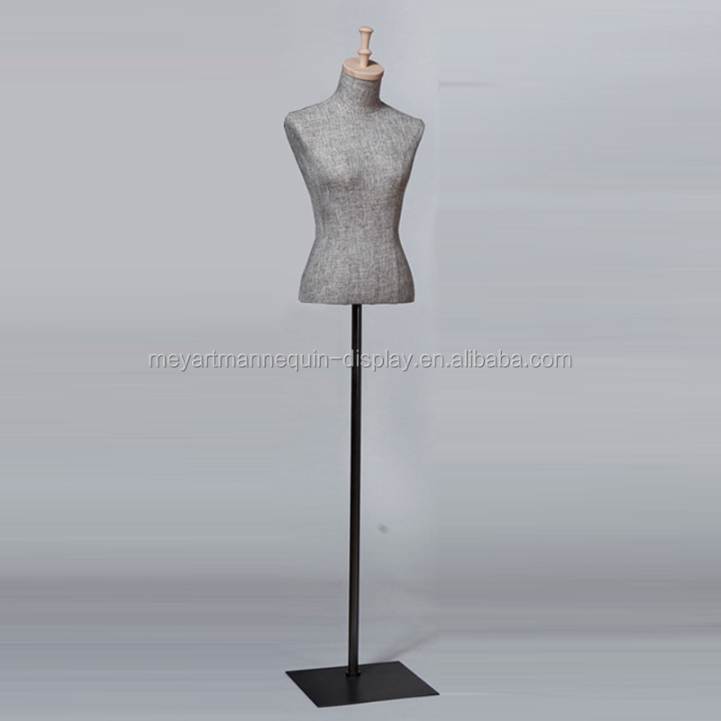 China high quality vintage evening dress female mannequin bust
