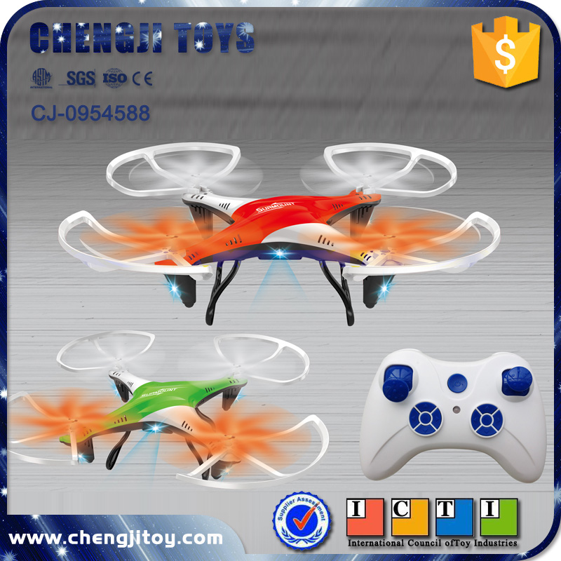 Super wifi drone with camera 0.3 Mega pixel chargeable rc flying toy 6 axis gyro model quadrocopter
