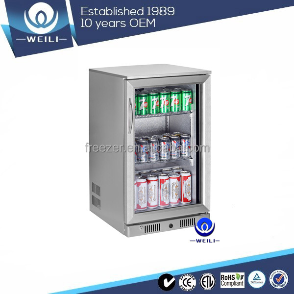 1 Hinged Door LED Commercial Refrigeration Equipment vegetable refrigerator for supermarkets