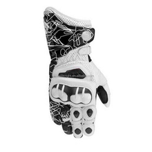 Motorcycle Racing Leather Gloves MOTOGP Men's A stars Gloves
