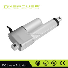 12v DC linear actuator IP65 for Industrial, waterproof linear actuator