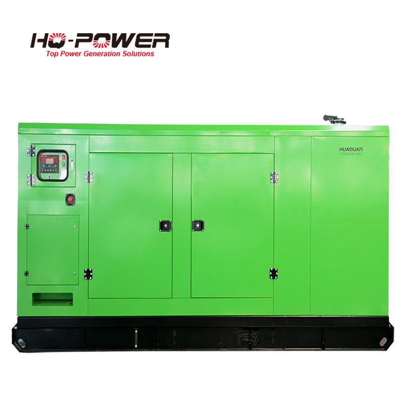 ricardo 150kva low price soundproof diesel generator