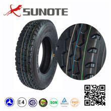 New product unique 9.00x20 sunote truck tires for sale