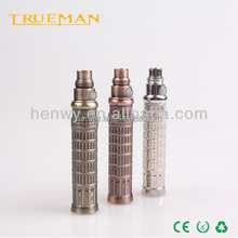 alibaba france Popular And Healthy Electronic Cigarette Ego-k Carved Battery